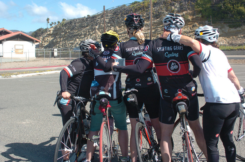 Shifting Gears & Cycling Clubs